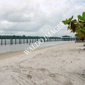 Quiet White Beach